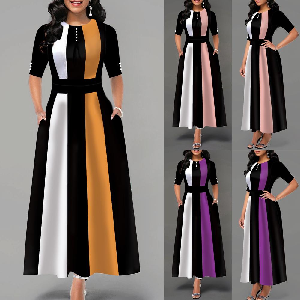 black velvet swing dress, plus size swing dress, CLOTHING, womens swing dress, long swing dress, aliexpress best sellers,