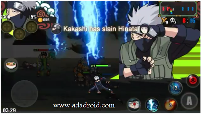 Cara Install Naruto Senki The Last Fixed V2