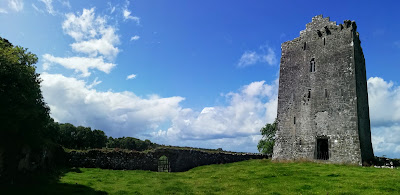 Lackeen Castle, Lorrha Tipperary.