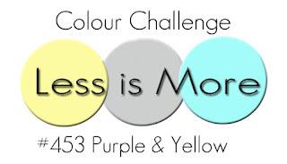 Purple & Yellow 16/10