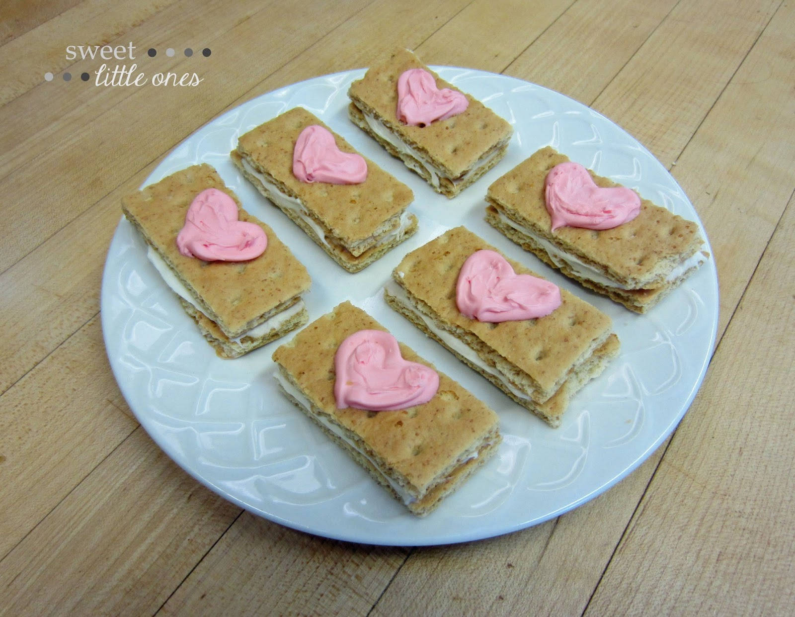 Doc McStuffins Birthday Party - Pink Heart Bandage Snacks