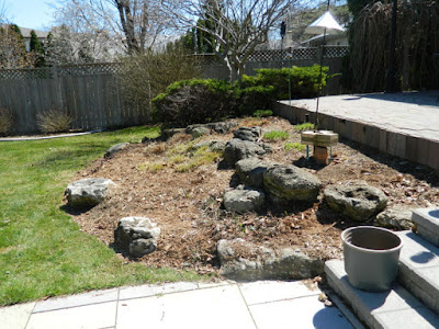 Toronto Etobicoke  spring garden cleanup after Paul Jung Gardening Services Inc