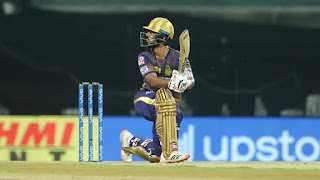 Nitish Rana 80 vs Sunrisers Hyderabad Highlights