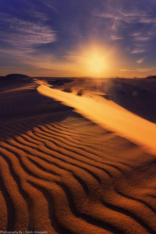Desert almafod