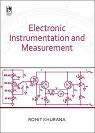 Electronic Instrumentation And Measurement By Rohit Khurana Pdf
