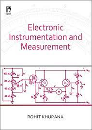 [PDF] Electronic Instrumentation And Measurement By Rohit Khurana