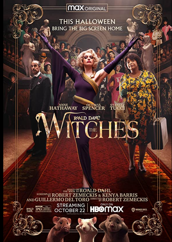 Movie The Witches 2020