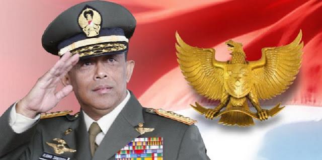 Tegas! Mantan Panglima TNI: Jangan Banyak Bicara Pancasila, tapi Kedaulatan Diberikan kepada Orang Lain