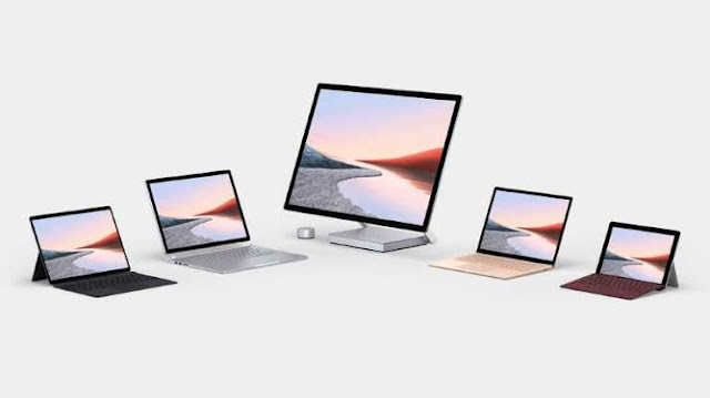 Gambar Microsoft Surface