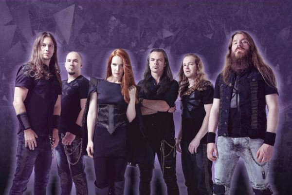"EPICA: Live video για το κομμάτι ""Dancing In A Hurricane"""