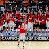 Baskonia bate favorito Barcelona e é campeão da Liga ACB de basquete