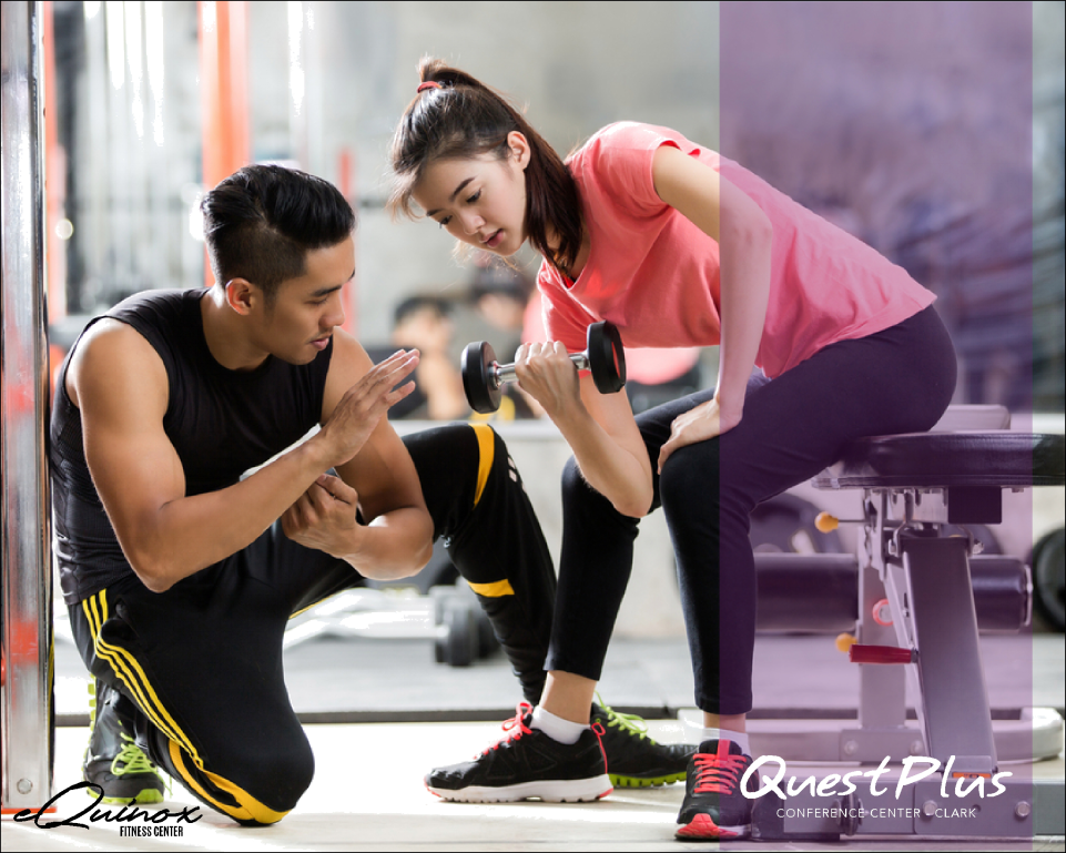 Get Fit, Get 50% OFF at eQuinox Fitness Center