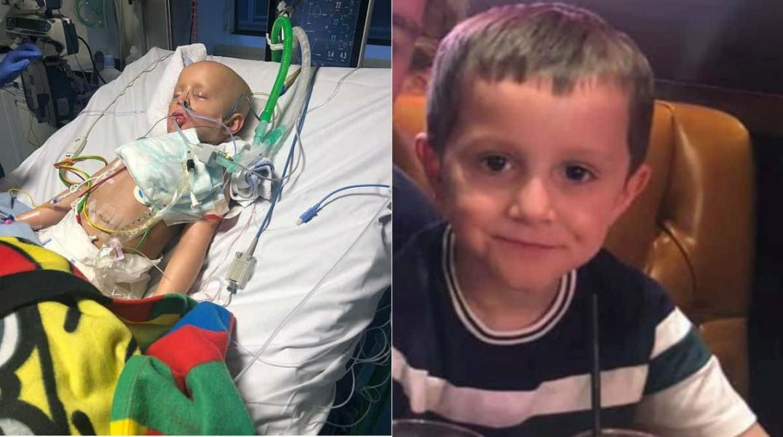 """Menino de 5 anos que tinha câncer no corpo inteiro está curado: """"milagre"""""""