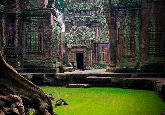 FreeRoomEscape Cambodia Mystery The Hidden Gem