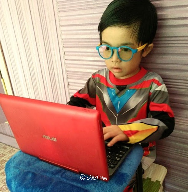 SaferOptics protect kids eyes during screen time