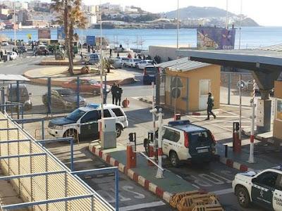صحف إسبانية تتساءل هل يغلق المغرب حدوده البرية مع إسبانيا؟