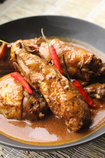 recette poulet philippines