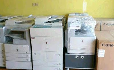 Cari Dealer Harga Mesin Fotocopy Canon IR Baru dan Bekas Murah