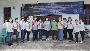 Bantu Petani, PARONA Gelar Pelatihan Pembuatan Pupuk Kompos Dari Limbah Jagung