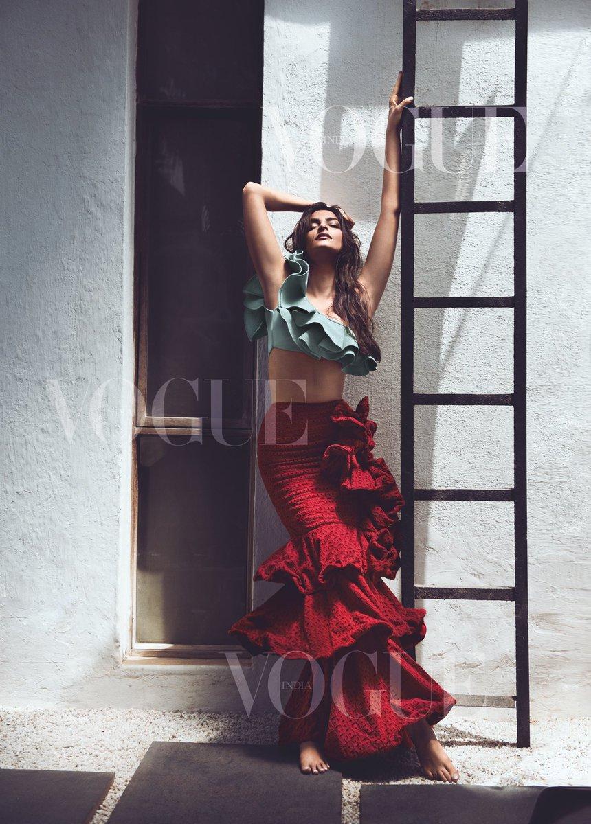 Sonam Kapoor Vogue India June 2017 Hot Pictures