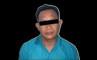terduga pelaku pencurian mobil milik Dinas Perindustrian dan Perdagangan (Disperindag) Kabupaten Lombok Tengah