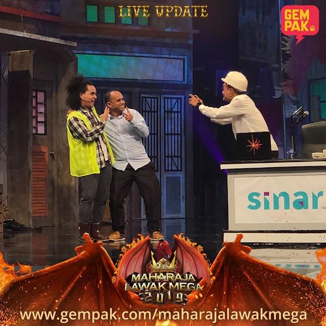 Maharaja Lawak Mega 2019 Minggu 10 Full PART 2