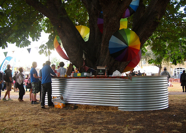 Camberwell Fair 2015 - cocktail bar