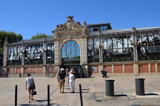 Mercat cobert de Narbona