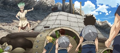 Dr. Stone 2: Stone Wars – Episódio 6