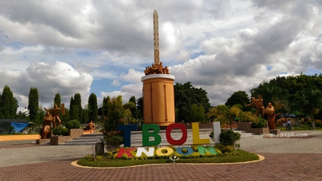Tboli Knoon Monument