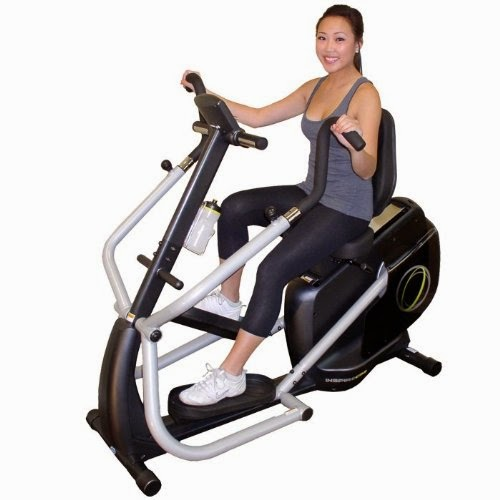 Inspire Cardio Strider 2 (CS-2), review, low step-through design, 8 workout programs 16 levels of resistance, friction free eddy current resistance