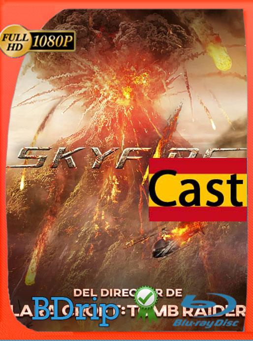 Skyfire (2019) 1080p BDRip Castellano [Google Drive] Tomyly