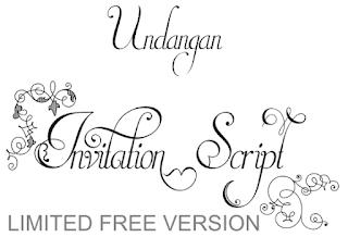 Download 40+ Font Latin Keren Untuk Desain Undangan Pernikahan, Invitation Script
