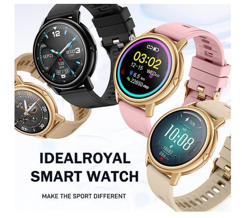 IDEALROYAL S27A Waterproof Blood Pressure Smart Watch