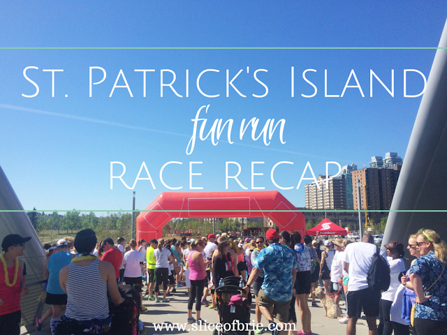 St Patrick's Island Fun Run Race Recap