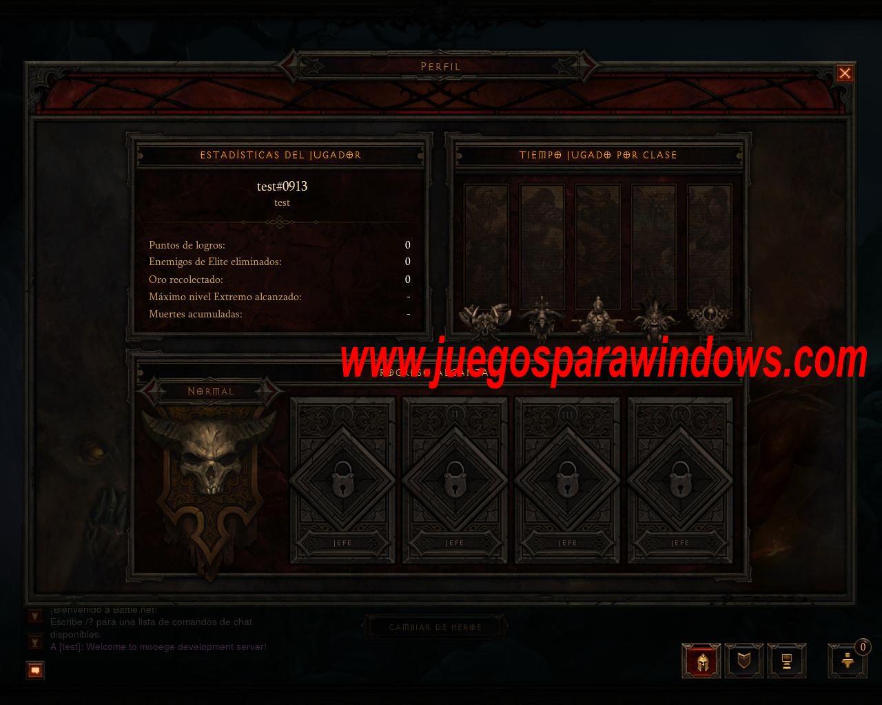 Imagenes Diablo III PC REVOLT Mooege Emulador de Servidor