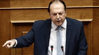 Αποχώρησε από τους ΑΝΕΛ ο βουλευτής Γιώργος Λαζαρίδης