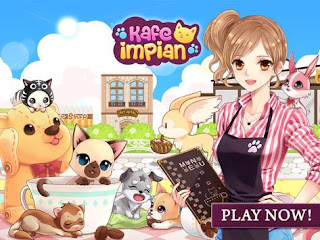 Kafe Impian APK v1.2.6 Mod (Unlimited Gold/Free Shooping)