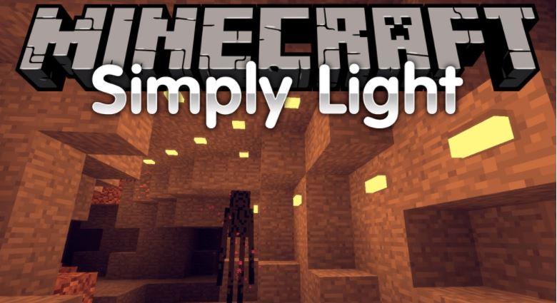 Minecraft Simple Light