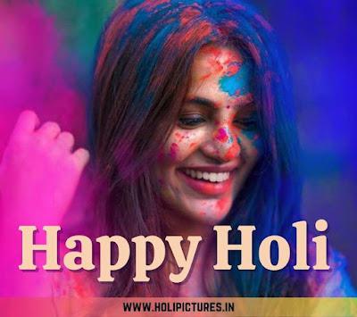 happy Holi advance images