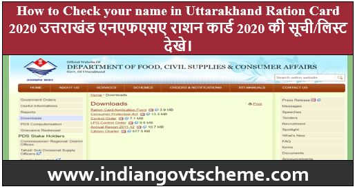 How+to+Check+your+name+in+Ration+Card