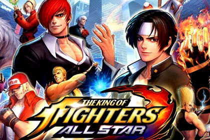 Download Game Android The King of Fighters AllStar