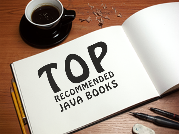TOP JAVA BOOKS COVER