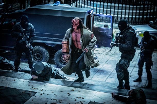 Hellboy - Action