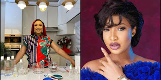 Photos: Tonto Dikeh Reveals What She Will Like To Get as Her Birthday Gift..{Really Touching}