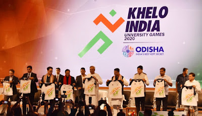 Prime Minister Narendra Modi inaugurates first Khelo India University Games