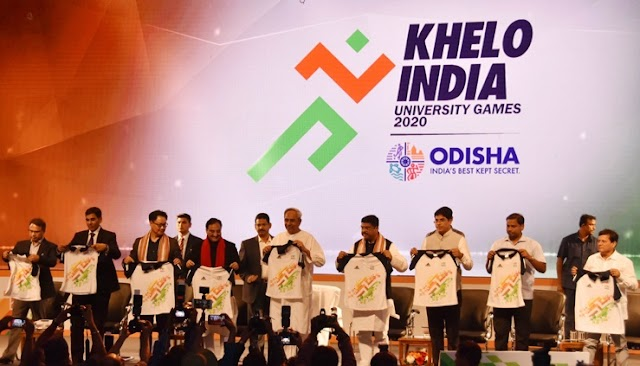 Prime Minister Narendra Modi inaugurates first Khelo India University Games in Odisha