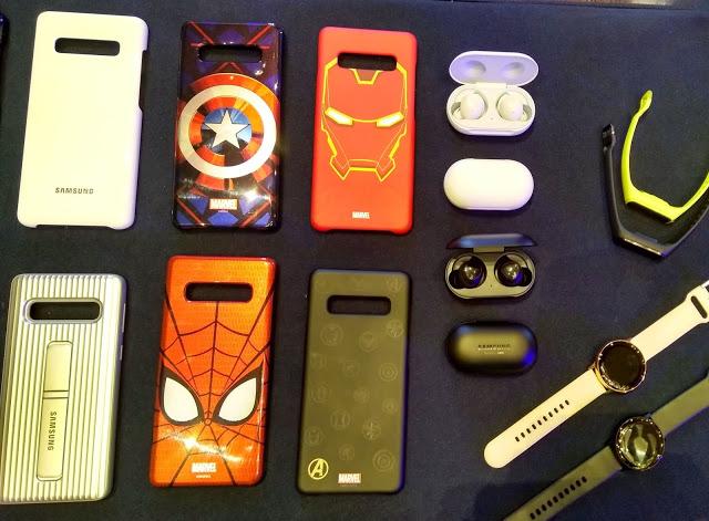 Samsung Galaxy S10 Philippines Accessories