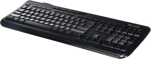 Review Microsoft ANB-00001 Wired Keyboard 600