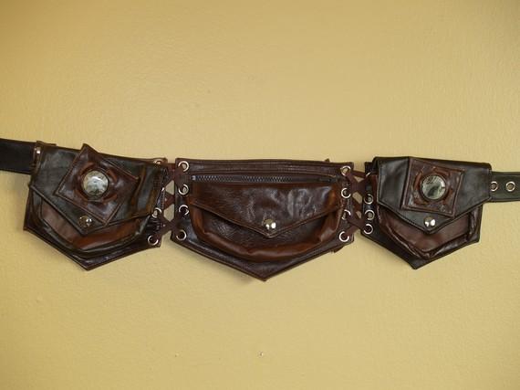 12 Creative Belts and Unusual Belt Designs - Part 2.